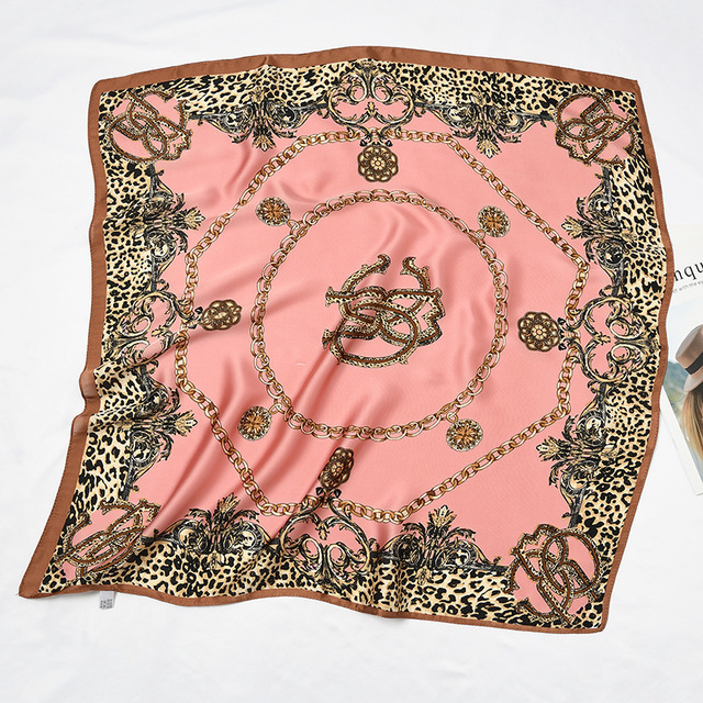 Handkerchief Scarf Women...