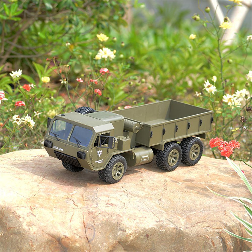 RCtown FY004A 1/16 2.4G 6WD Rc samochód opcjonalnie 30 W Wifi kamery FPV w Samochody RC od Zabawki i hobby na  Grupa 3