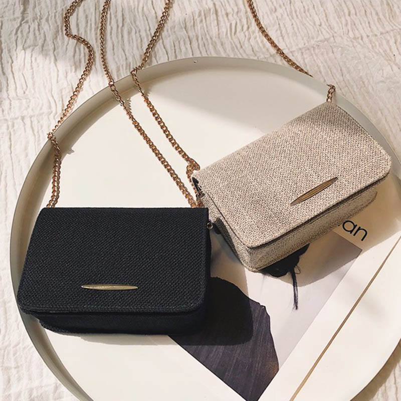 Forest female linen Burlap Small Square Girl Shoulder Messenger Bag Women's Purses Crossbody Shoulder Bag LBY2018-in Top-Handle Bags from Luggage & Bags on Aliexpress.com   Alibaba Group