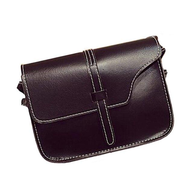 49db259fcde SFG HOUSE 2017 Women PU Leather Handbags Fashion Cue Girls Shoulder Bags  Crossbody Bag Ladies Tote Bag Bolsas Clutch Purse