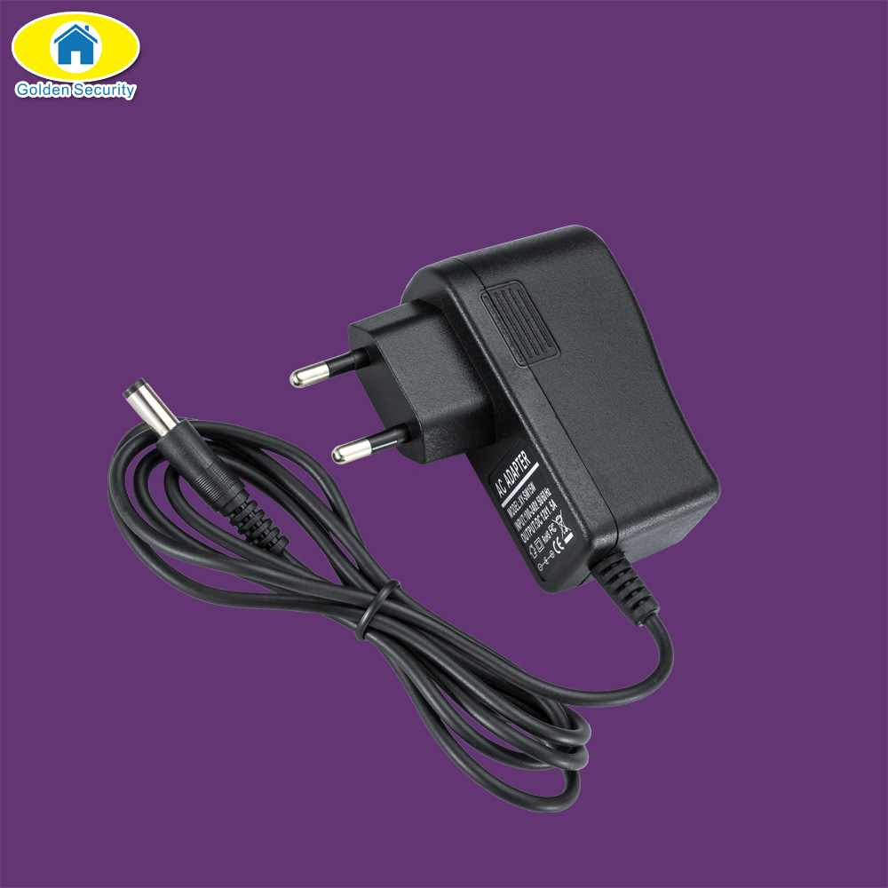 Golden Security AC 100-240V DC 12V 1A EU US UK AU Plug Power adapter charger Power Adapter for CCTV AHD Camera (2.1mm * 5.5mm) suny 12v 5a ac power adapter for rc lithium battery balance charger black 100 240v us plug