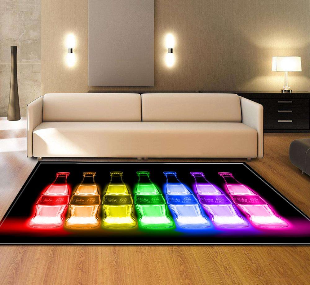 Intéressant chambre tapis pour salon tapis enfant chambre ordinateur chaise tapis de sol tapis bain anti-dérapant tapis décor domestique - 4