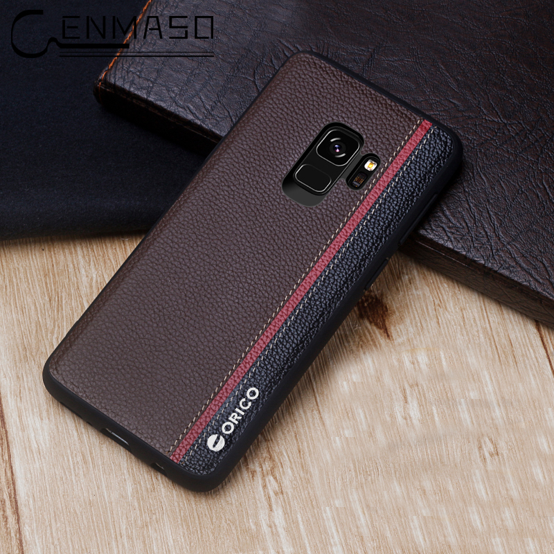 new arrival 599d6 4ac2e US $9.71 19% OFF|For Huawei P20 Pro case Mate 9 10 pro Genuine leather  cover For Samsung Galaxy S9 plus case for Oppo R11 R11s Vivo X20 plus  case-in ...