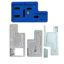 MECHANIC 3D BGA Reballing Stencil Kit for iPhone x/xs/xr/xs max Motherboard Middle Layer Planting Tin Soldering Net