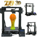 Новейший 3D принтер CTC A13  набор для самостоятельной Печати  3D обновленный магнит  сборка пластины  восстановление питания  сбой печати  2019