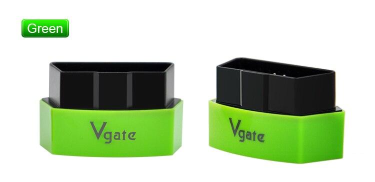 5 шт./лот Vgate iCar 3 Wifi OBD сканер Диагностический интерфейс iCar3 Wifi сканер кода