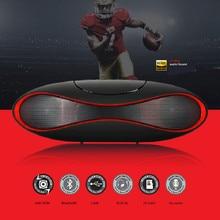 New Mult function Portable Mini Football Wireless Bluetooth Speaker Mic HIFI Super Bass Support USB TF