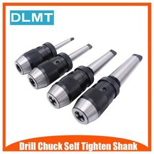 Image 2 - Automatische Vergrendeling Chuck 1 16mm B16 B18 en Taps Toelopende Staaf MTA3 MTB3 1 13 3 16 bewerkingscentrum Boren Machine