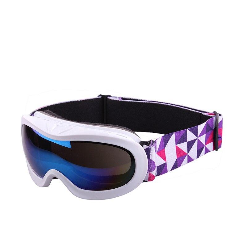 72502a003d COPOZZ profesional snowboard anti-niebla gafas de esquí doble lente UV400  grandes gafas de esquí