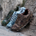 Камуфляж Обувь мужчины Камуфляж Skidproof Походы уличной Обуви Мужчины Военная тренер Обувь zapatos hombre корзина Новый 2017
