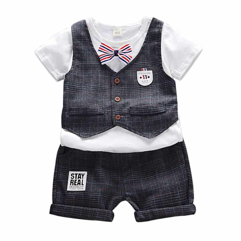 1d327a4f5 Detail Feedback Questions about Summer Kids Clothes Baby Boy Vest+ ...