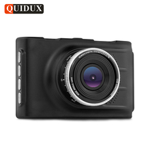 Wholesale prices QUIDUX 3.0 Inch Car DVR FHD 1080P Dashcam WDR Video Camera Digital Recorder Parking monitor Car Black Box Motion Detec