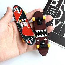 Classic toys Toy Mini Finger Scooter Action Figure Funny Gadgets for Kids Toys Beauty Gift Joke(China)