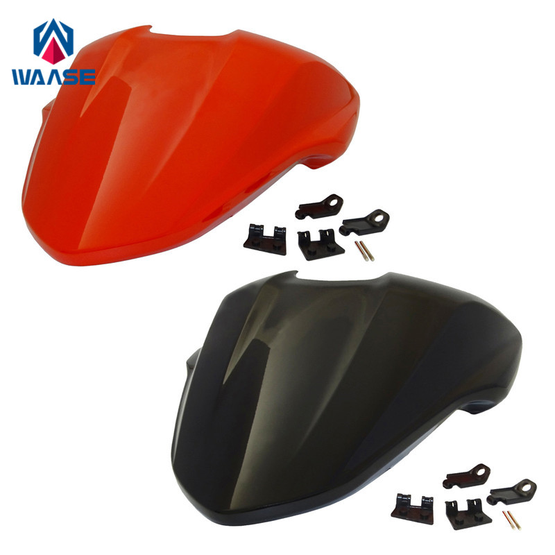 waase Motorcycle Parts Rear Seat Cover Tail Section Fairing Cowl For Ducati Monster 821 2014 2015 2016 2017waase Motorcycle Parts Rear Seat Cover Tail Section Fairing Cowl For Ducati Monster 821 2014 2015 2016 2017