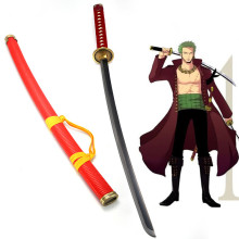 Japanese One Piece anime sword carbon steel katana vintage home decor swords