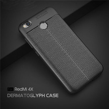 VOONGSON For Xiaomi Redmi 4X Case Soft Silicone Protector Phone Cover ShockProof Anti Slip TPU Pro Global