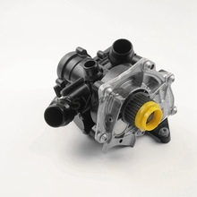 KEOGHS Thermostat Coolant Regulator Water Pump Assembly For VW Golf PASSAT AUDI A4 EA888 3rd 1