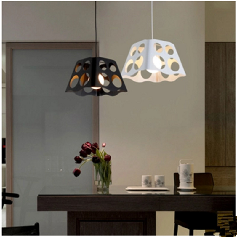 Restaurant Pendant Light Creative Personality Restaurant Lights Nordic Dining Room Iron Lights Study Room Bar Droplight creative personality resin lamps corridor restaurant cafe bar study monkey droplight of children room light