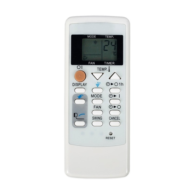 A/C Air Conditioner Conditioning Remote Control Suitable for Sharp CRMC A751JBEZ No Heating Function