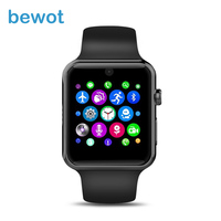 2016 New Bluetooth Smart Watch DM09 HD Screen Support SIM Card Wearable Devices SmartWatch For IOS