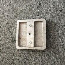 Нагревательная пластина для нашей швейной головки Футболка-термопресс машина