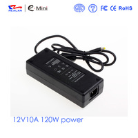 High Quality AC Power Supply Adapter To DC 12Volt 10Amp 120w Input AC100 240V 50 60H