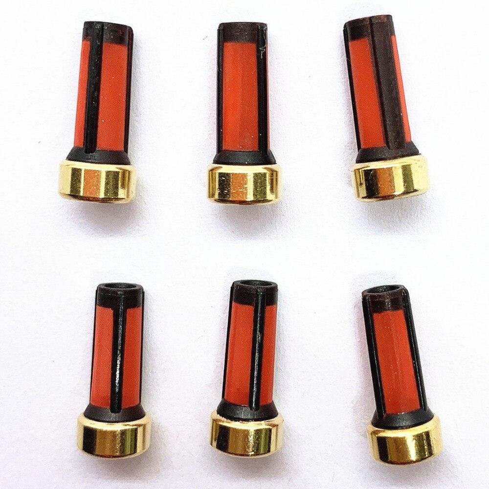 Высокое качество 20 штук топливный инжектор микро фильтр 13,8*6*3 мм MD619962 для японских автомобилей 0280156139 для AY-F104B