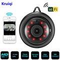Kruiqi 960P 720P домашняя ip-камера безопасности двухсторонняя аудио Беспроводная мини-камера ночного видения CCTV WiFi камера Детский Монитор V380 pro
