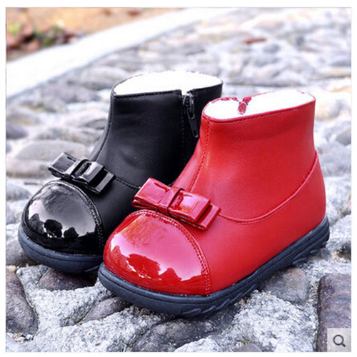 ФОТО new 2016 snow boots baby boots boot children shoes winter shoes for girls Free Shipping Fashion trend Cute Comfortable 1-942