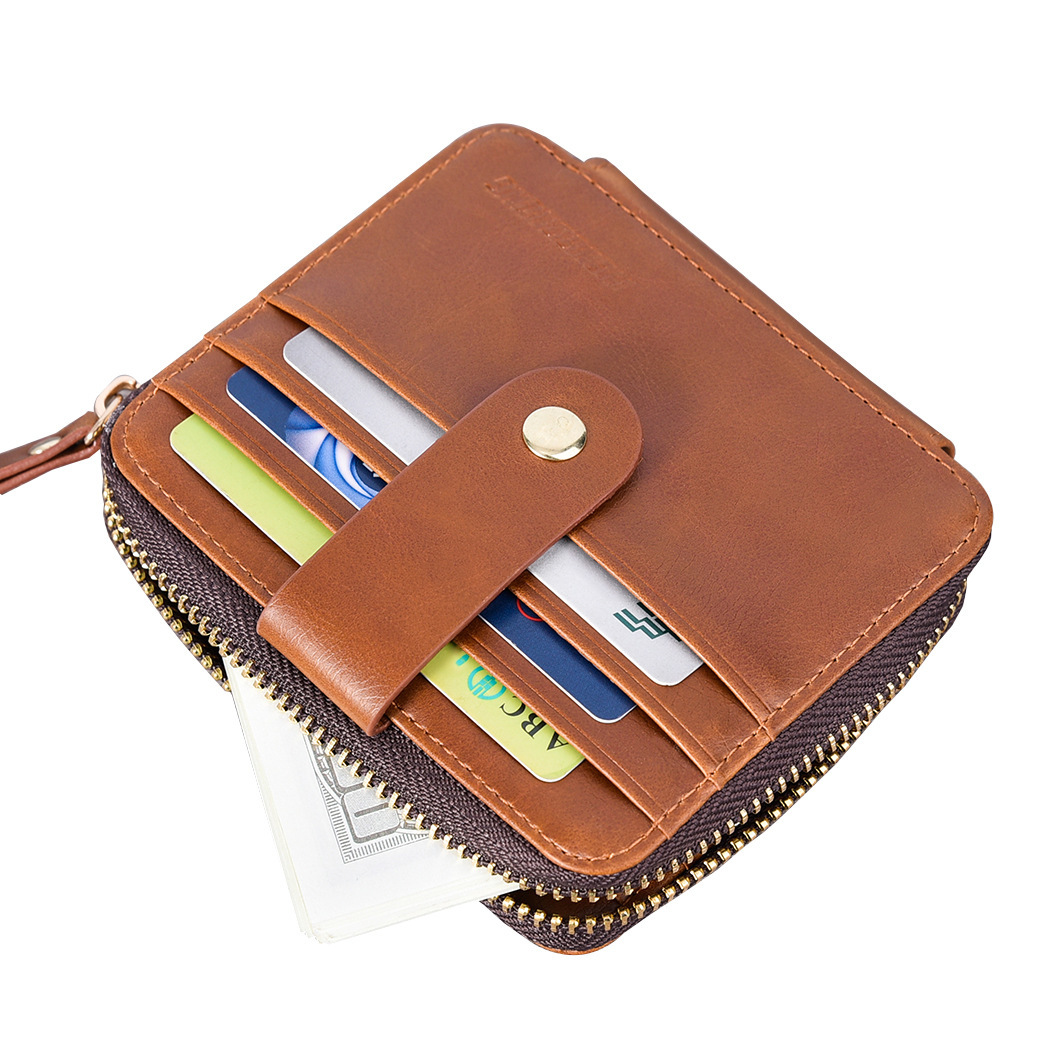 2018 new Leather Unisex Business Card Holder Solid Cards Storage Card ID holders Case Supplies Women Large capacity cardholder 2018 pu leather unisex business card holder wallet bank credit card case id holders women cardholder porte carte card case
