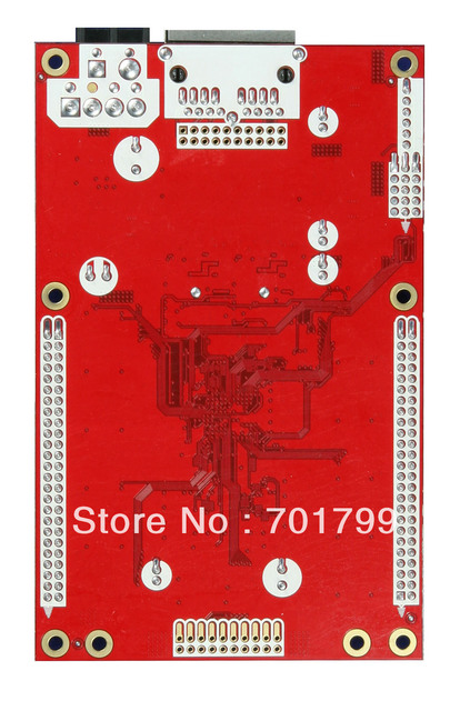 DBS-HRV09S, LED display synchronous receiving card;support 256*192 pixels
