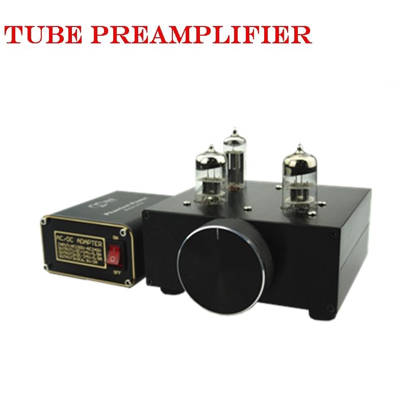 New MATISSE pre amplificador Bile Preamp tube preamp Buffer 6N3 5670 TUBE Pre amp HIFI Audio