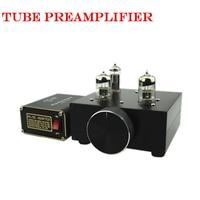 New MATISSE pre amplificador Bile Preamp tube preamp Buffer 6N3 5670 TUBE Pre amp HIFI Audio TUBE Preamplifier +Power Supply