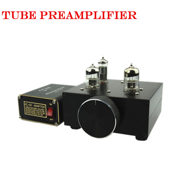 New MATISSE pre amplificador Bile Preamp tube preamp Buffer 6N3 5670 TUBE Pre amp HIFI Audio TUBE Preamplifier +Power Supply aiyima tube amplifier preamp hifi 6j1 tube preamplifier board with ne5532 tone 12v power supply