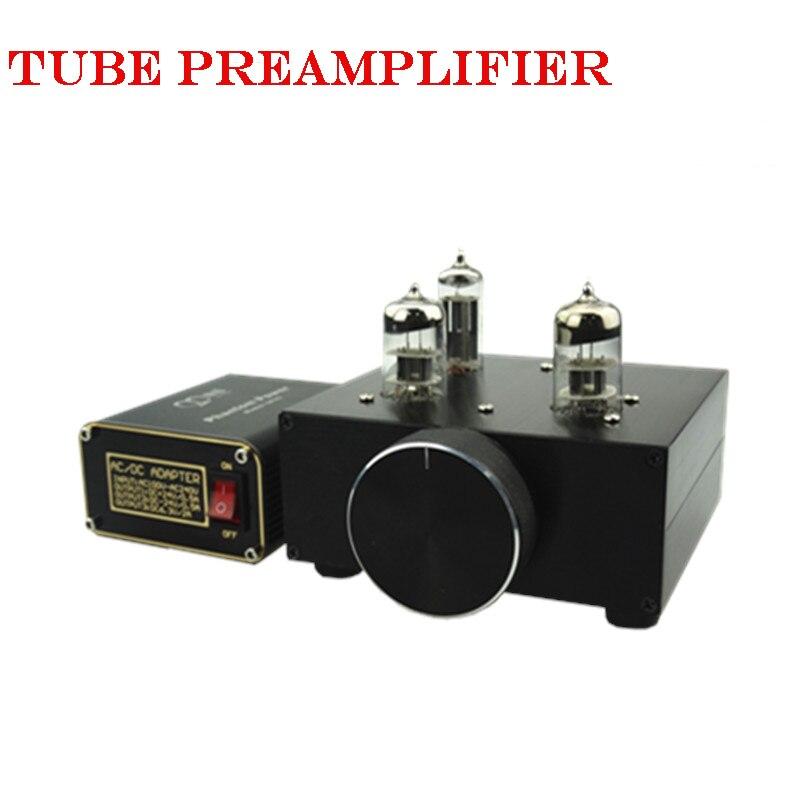 Nouveau MATISSE pré amplificador Bile préampli tube préampli tampon 6N3 5670 TUBE pré ampli HIFI Audio TUBE préamplificateur + alimentation