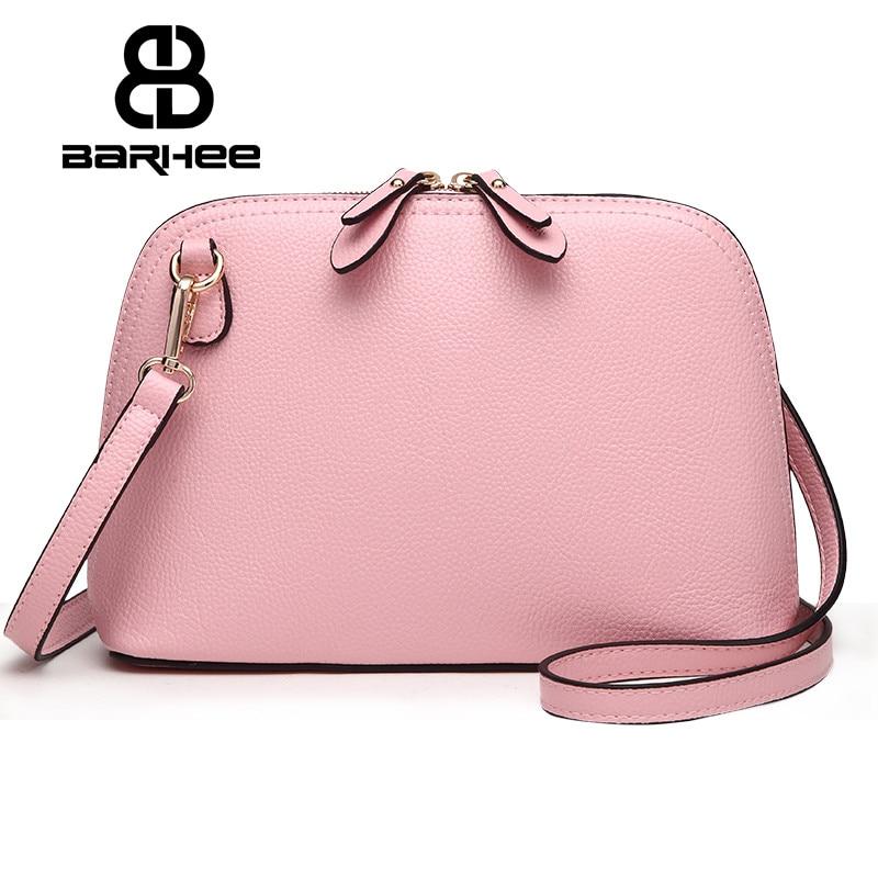 codice promozionale b8953 c1632 US $12.13 50% di SCONTO|Barhee piccole borsette borse con tracolla per le  ragazze le donne messenger bag moda donna borsa in pelle di alta qualità di  ...