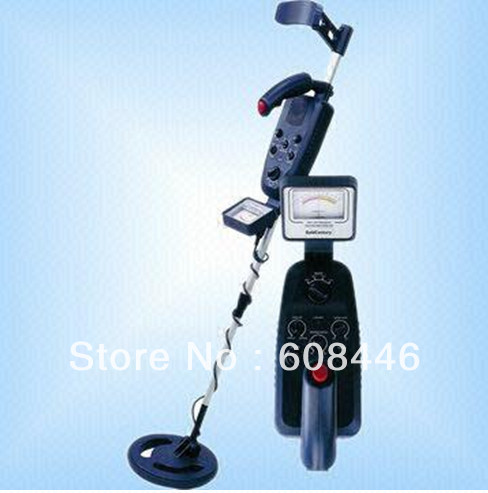 GROUND Underground SEARCHING METAL DETECTOR Gold Digger Treasure for Gold Coins 1.5m detecting depth Waterproof  цены