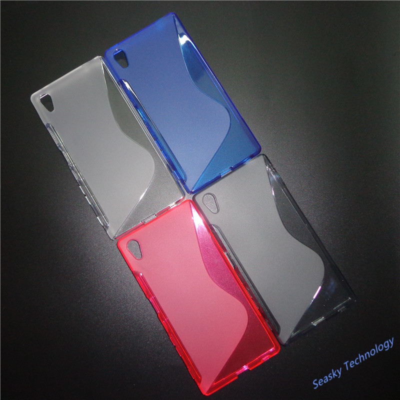 Soft Protector <font><b>Case</b></font> For <font><b>Sony</b></font> <font><b>Xperia</b></font> <font><b>Z5</b></font> <font><b>Case</b></font> Silicone 5.2