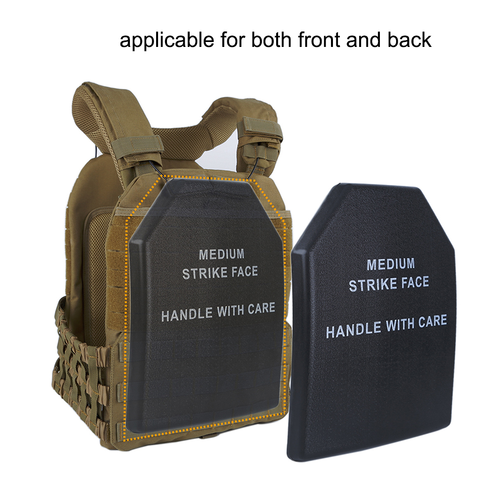 Tactic Vest Inner Liner Foam Chest Protective Pad Board Anti-shock Plate Outdoor Hunt Vest Accessories Рюкзак