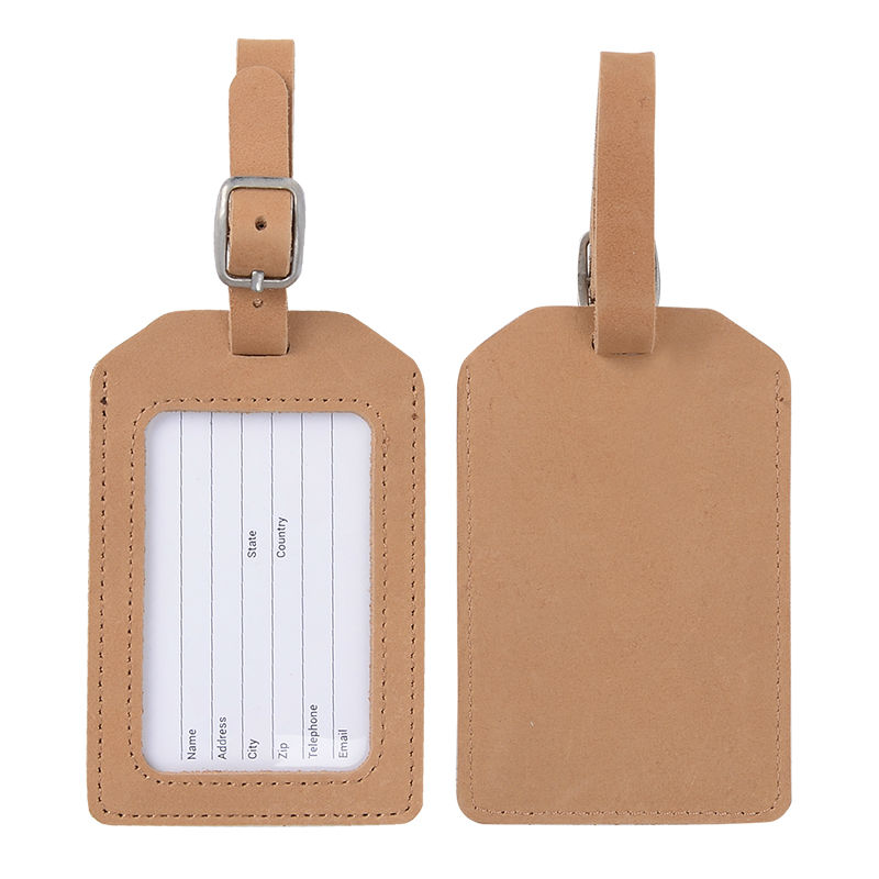 Popular Brown Luggage Tags-Buy Cheap Brown Luggage Tags lots from ...