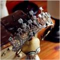 Nupcial сделать casamento диадемы de cristal romantico пункт a novia-принцеса moda корона пункт как mulheres carneiras заставки