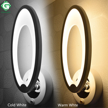 hot deal buy wall lamps sconce with switch bedroom home modern bathroom indoor lighting wall sconces luminaire deco stairs led wall lights