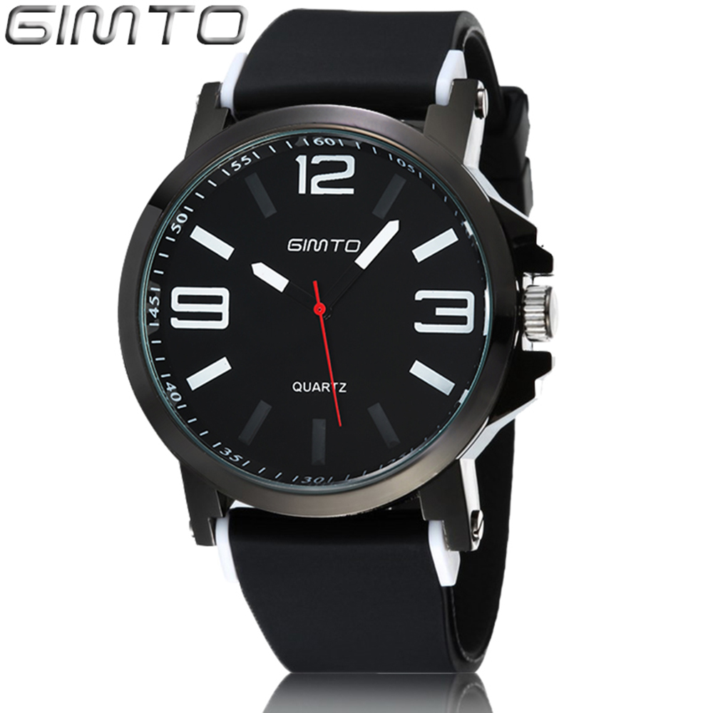 compare prices on watch geneva men silicone online shopping buy 2016 sport watch men luxury brand casual wristwatch silicone strap band simple geneva watches high quality