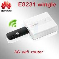 unlocked huawei E8231 3g wifi modem wifi router 21.6M high speed car CPE usb 3g dongle pk 4g wifi modem e8278 e8372 e8377