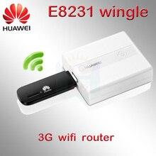 Открыл huawei E8231 3G Wi-Fi модем Wi-Fi маршрутизатор 21,6 м высокая скорость автомобиль CPE usb 3 г ключ pk 4G Wi-Fi модем e8278 e8372 e8377