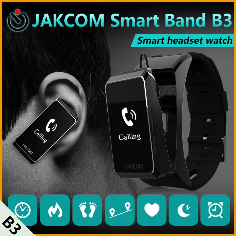 Jakcom B3 Smart Band New Product Of Earphones Headphones As Minions Headset Headset Bluetooth In Ear kz headset storage box suitable for original headphones as gift to the customer