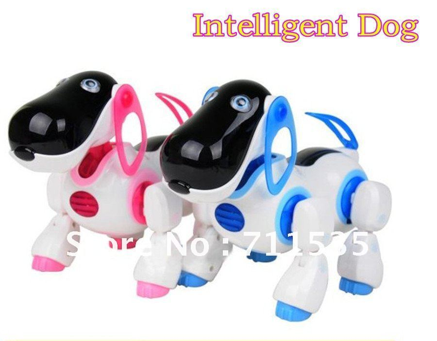 Birthday Gift Remote Control Rc Robot Toy Intelligent Dog Smart