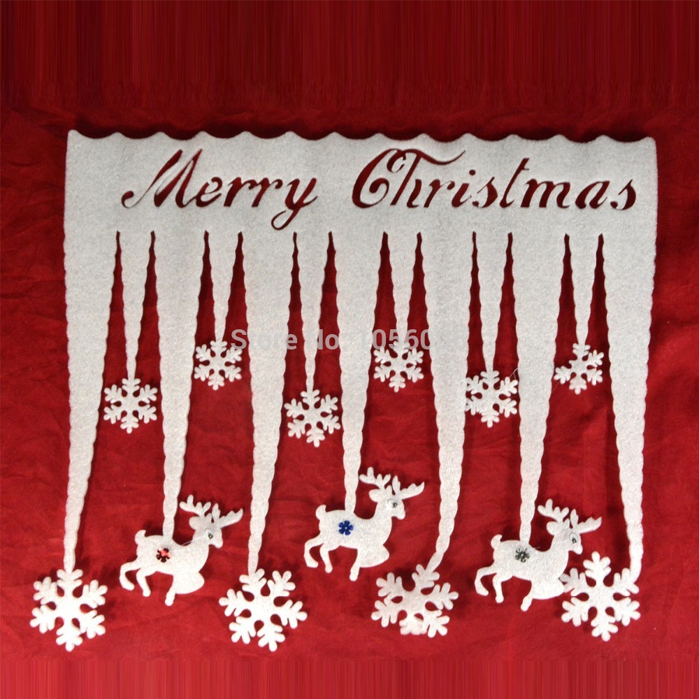 comprar envo gratis navidad decoracin de la ventana del copo de nieve de navidad exterior decoracin navidad decoracin del arte de