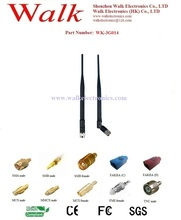 high gain omni directional GSM 3G rubber Antenna, foldable SMA antenna, gprs gsm 3g swivel antenna