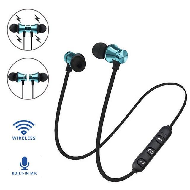 For LG Q8 Q7 Q6 V50 V40 V30s G8 ThinQ G8s G7 G6 G5 K8 K4 K7 K10 Earphone Bluetooth Headphone Wireless Headset Earbud Earpiece